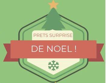 Prêts surprises de Noël au CDI