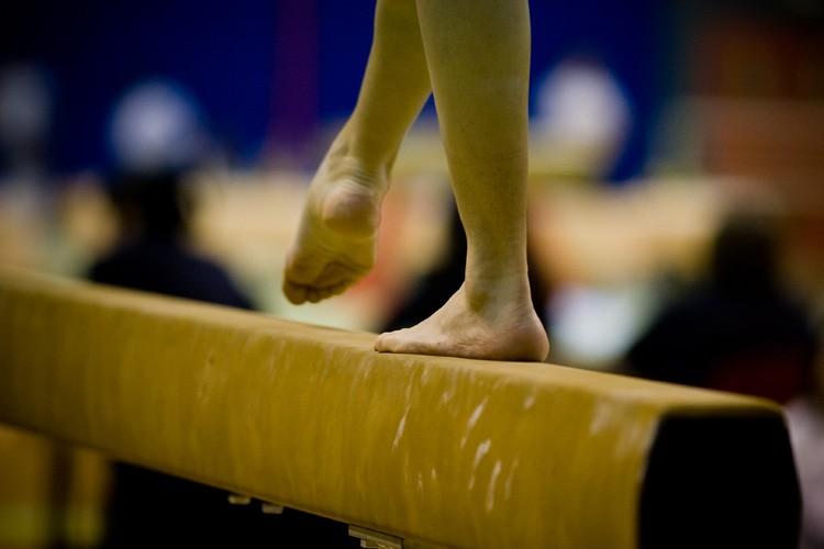 gymnastique : championnat académique
