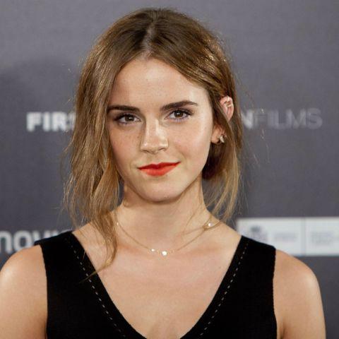 Emma Watson, une actrice britannique