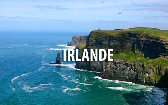 Expédition en terres Irlandaises : J2 – J3