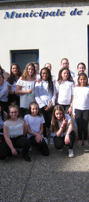Spectacle des chorales du Loiret