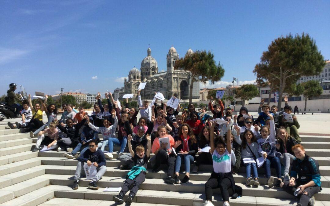 Jeudi 23 mai – Provence