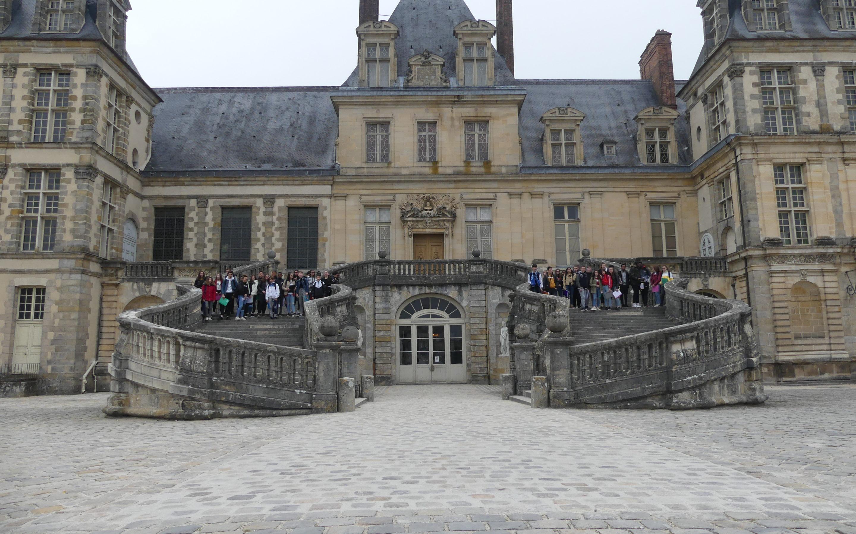 Une journée royale : le château de Fontainebleau
