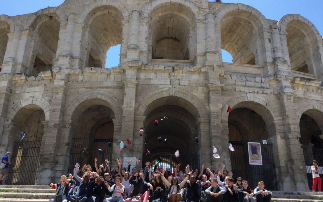 Mercredi 22 mai, Arles