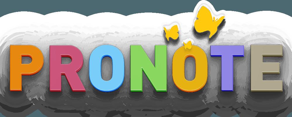 Identifiants ENVOLE (Pronote)