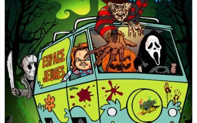 L'Espace Jeunes fête Halloween